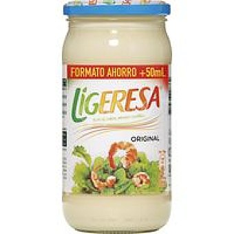 Ligeresa Salsa ligera Tarro 450+50 g
