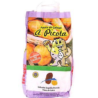 MELEIRO Patatas de Galicia recomendadas para cachelos Bolsa 3 kg