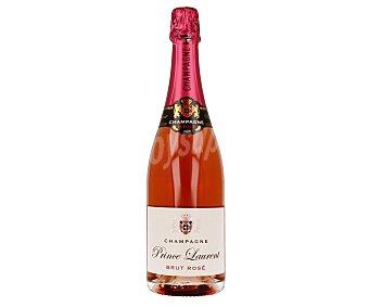 Prince laurent Champagne brut rosé Botella de 75 cl