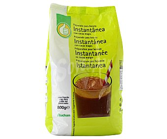 Productos Económicos Alcampo Cacao en polvo de rápida disolución 800 gramos