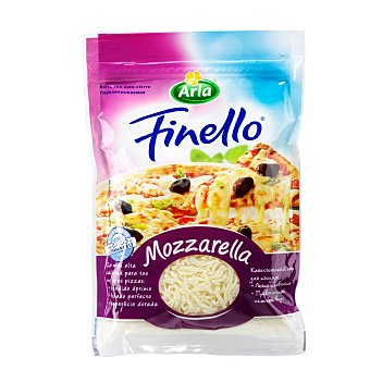 Arla Mozzarella Rallada Finello Bolsa 150 gr