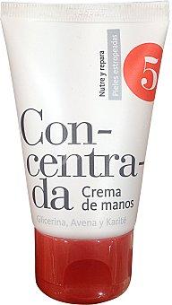DELIPLUS Crema de manos nº 5 concentrada Tubo de 50 cc