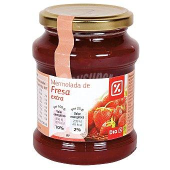 DIA Mermelada extra fresa Frasco 390 grs