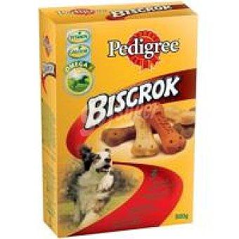 Pedigree Biscrock Caja 500 g + 30%