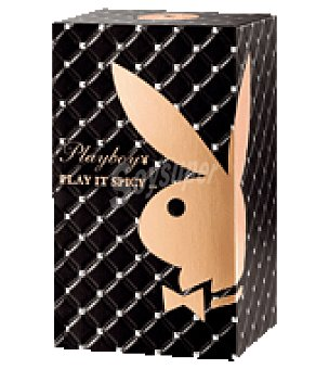 PlayBoy Colonia femenina spicy spray 75 ml