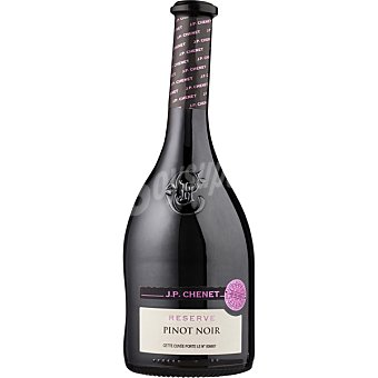 J.P. CHENET vino tinto reserva pinot noir de Francia botella 75 cl