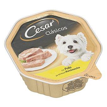 Cesar Tarrinas para perro adulto sabor pollo  Tarrina 150 g