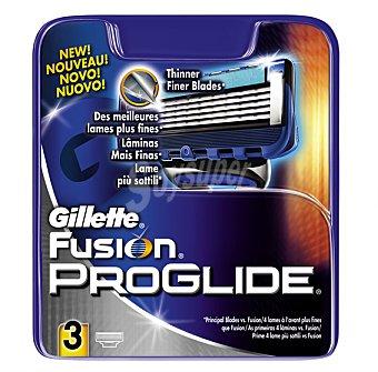 Gillette Cargador manual Pack 3 unid. + Regalo
