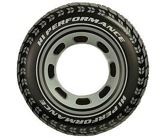 Intex Flotador con forma de neumático, 91cm. de diámetro, INTEX.