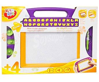 Rik&Rok Auchan Pizarra Magnética Parlante 1 Unidad