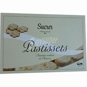 Villalonga Pastisset artesano Paquete 370 g