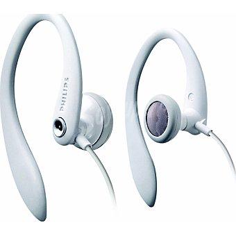 Philips Auriculares deportivos con soporte flexible SHS3201 1 Unidad