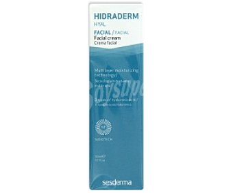 HIDRADERM Hyal Crema facial 50 Mililitros