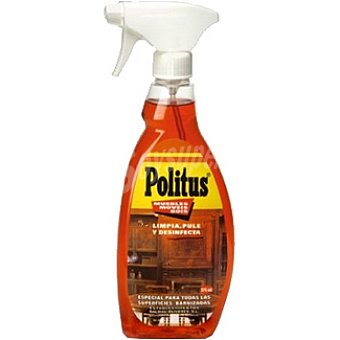 Politus Limpia muebles líquido pistola 375 ml
