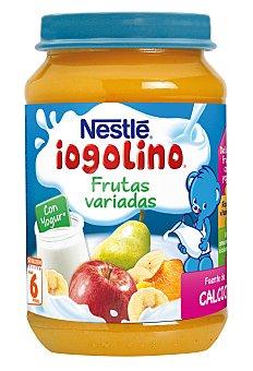 Iogolino Nestlé Postre infantil multifrutas 190 g