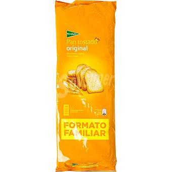 El Corte Inglés pan tostado original 60 rebanadas formato familiar Paquete 540 g