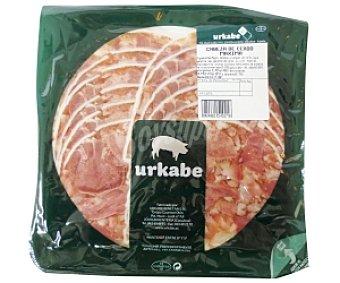 Urkabe Cabeza de Cerdo en Lonchas Barqueta 0 Gramos Aproximados