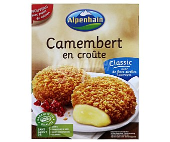 Alpenhain Queso Camembert Frito con Arándanos Rojos 60 Gramos