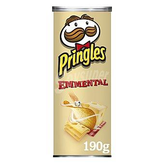 Pringles Patatas sabor queso emmental Envase 190 g