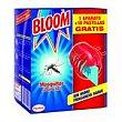 Insecticida eléctrico volador pastilla 1aparato + 10pastillas Bloom