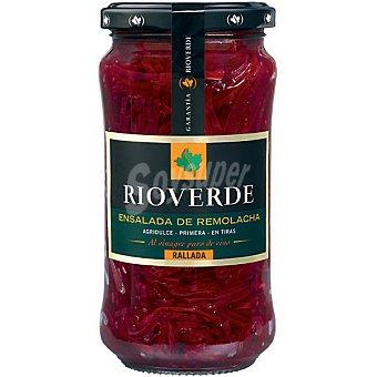 Rioverde Ensalada de remolacha rallada Frasco 500 g