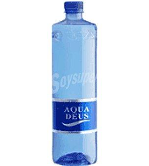 Aquadeus Agua mineral natural gourmet 1 l