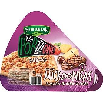 FUENTETAJA PORZZIONE Pizza individual barbacoa Envase 190 g