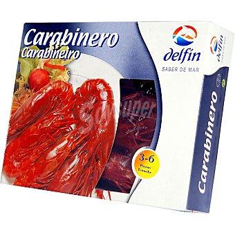 DELFIN carabinero 8-12 piezas estuche 360 g neto escurrido