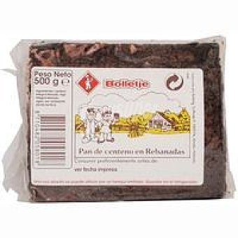 Bolletje Pan negro Paquete 500 g