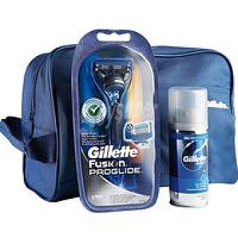 Gillette Fusión Proglide manual Pack 1 unid. + Neceser