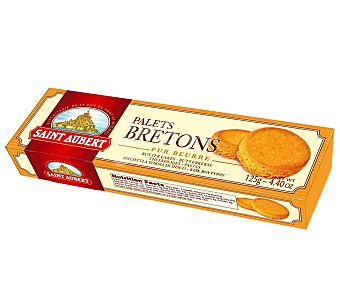 Saint Aubert Pastas Tin Fer 750 gramos