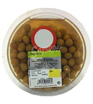 Aceituna Arbequina Tarrina de 250 gr
