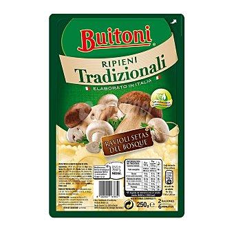 Buitoni Pasta rellena richissime funghi porcini 250 gramos