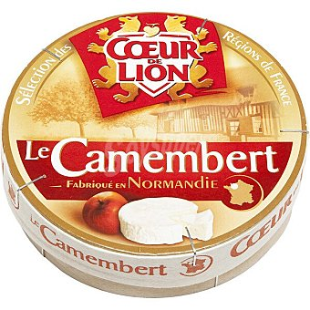 Coeur de Lion Queso camembert Caja 250 g
