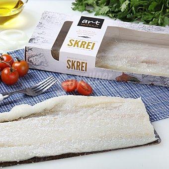Bacalao salado filete Skrei 800 gr