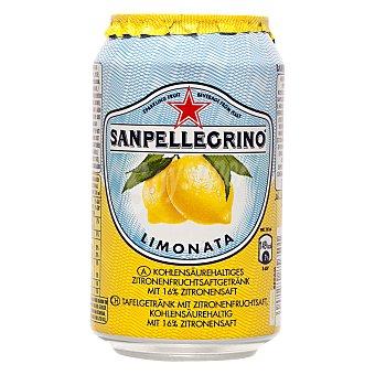 San Pellegrino Bebida italiana Limonata gaseosa de limón 33 cl