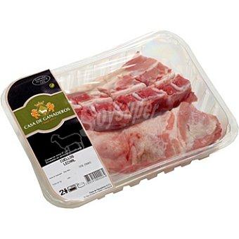 Casa ganaderos Cuello de cordero lechal peso aproximado bandeja 700 g Bandeja 700 g