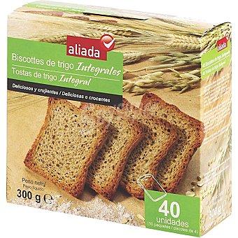 Aliada Biscotes integrales de trigo Paquete 300 g