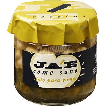 JA'E Garbanzos con salsa de verduras Frasco 290 g