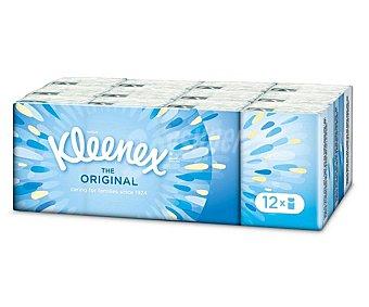 Kleenex Pañuelos original 4 capas 12 ud