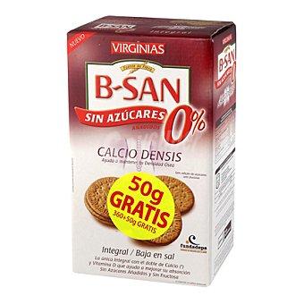 Virginias Galleta b-san calcio densis sin azúcar Caja 360 g