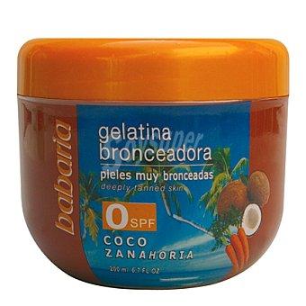 Babaria Gelatina de coco Tarro 200 g