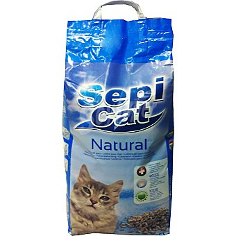 SEPICAT Arena para gatos natural Bolsa 10 kg