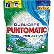 Detergente en cápsulas Bolsa 18 unid Puntomatic