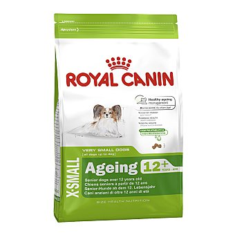 Royal Canin Pienso para perros Senior x-small Ageing +12 1,5 Kg