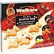 Scottie Dog galletas surtidas de mantequilla estuche 330 g Walkers