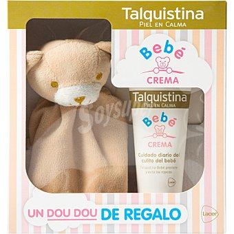 Lacer Talquistina Crema para el cuidado diario del culito del bebe tubo 100 ml un Dou Dou de regalo Tubo 100 ml
