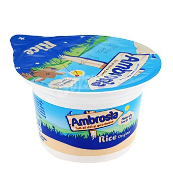 Ambrosia Arroz original 190 g