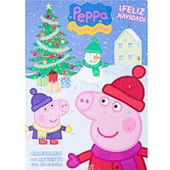 DEKORA Calendario Peppa 50 GR