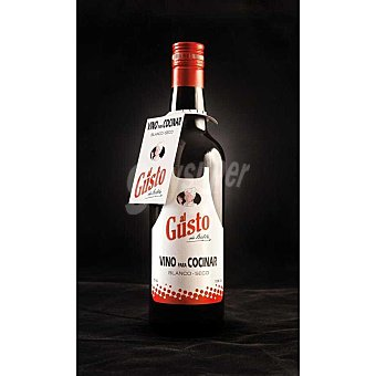 Al Gusto Vino blanco seco especial para cocinar Botella 70 cl